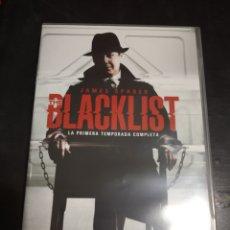 Series de TV: DVD. BLACKLIST. TEMPORADA 1.. Lote 184126248