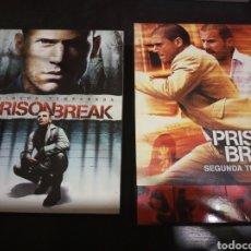 Series de TV: DVD. PRISON BREAK. TEMPORADAS 1 Y 2.. Lote 184127242