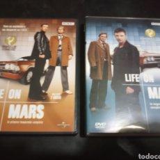 Séries TV: DVD. LIFE ON MARS. SERIE COMPLETA.. Lote 184128197