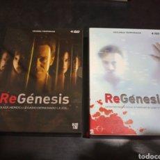 Series de TV: DVD. REGÉNESIS. TEMPORADAS 1 Y 2. DESCATALOGADA.. Lote 184129277