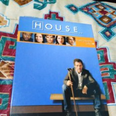 Series de TV: HOUSE ( 3 TEMPORADAS COMPLETAS ) 18 DVD EN TOTAL. Lote 184223572