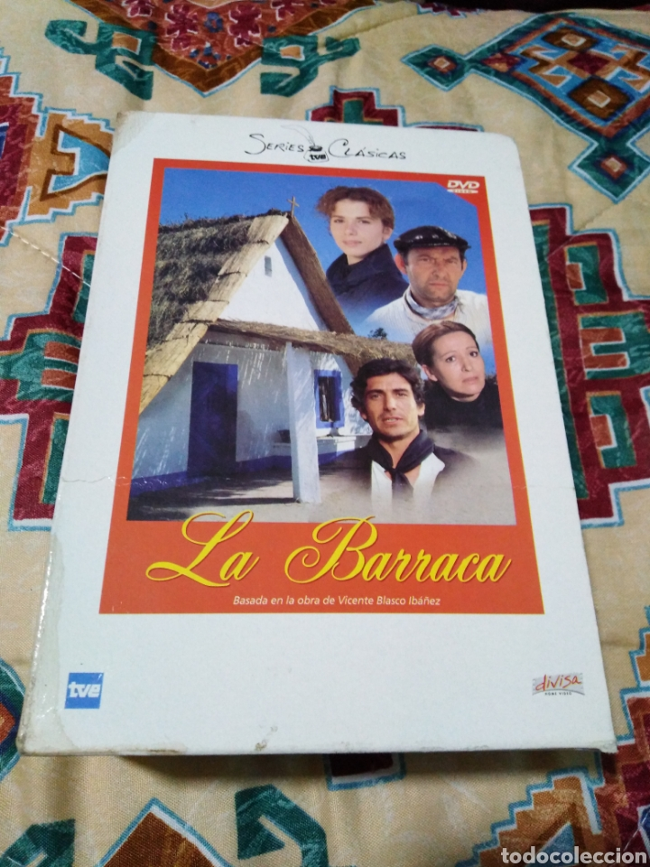 LA BARRACA ( 4 DVD ) SERIE COMPLETA (Series TV en DVD)