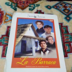Series de TV: LA BARRACA ( 4 DVD ) SERIE COMPLETA. Lote 184224830
