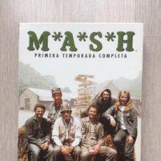 Series de TV: MASH ( M.A.S.H. ) - 1ª TEMPORADA COMPLETA. 3 DVD. ALAN ALDA. Lote 184250851