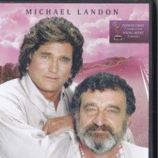 Séries TV: AUTOPISTA HACIA EL CIELO - MICHAEL LANDON - VOLUMEN 3 - DVD 4 DISCOS. Lote 184702936