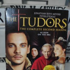 Series de TV: THE TUDORS THE COMPLETE SECOND SEASON INGLES. Lote 184761458
