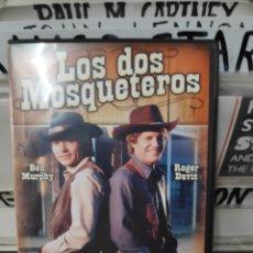 Séries TV: LOS DOS MOSQUETEROS PRIMERA TEMPORADA BEN MURPHY. Lote 184761760
