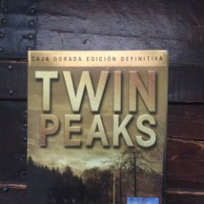 Séries de TV: TWIN PEAKS - CAJA DORADA. Lote 236734300