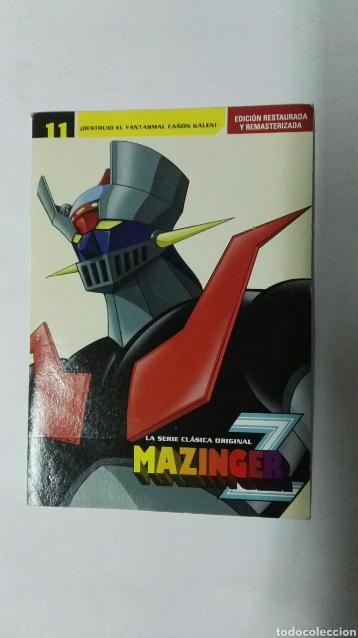 MAZINGER Z DVD 11 (Series TV en DVD)