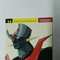Series de TV: MAZINGER Z DVD 11. Lote 184896948