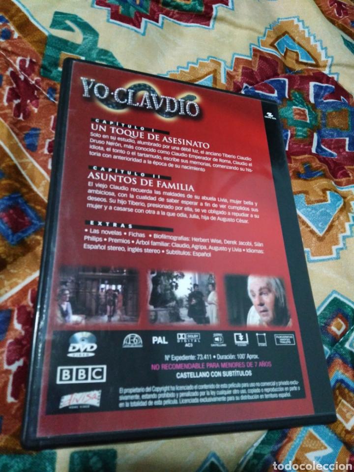 Series de TV: Yo Claudio serie TV completa ( 13 episodios ) en 6 DVD - Foto 2 - 185566646