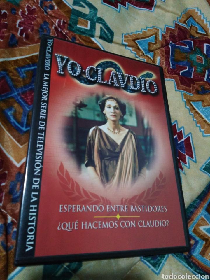 Series de TV: Yo Claudio serie TV completa ( 13 episodios ) en 6 DVD - Foto 3 - 185566646