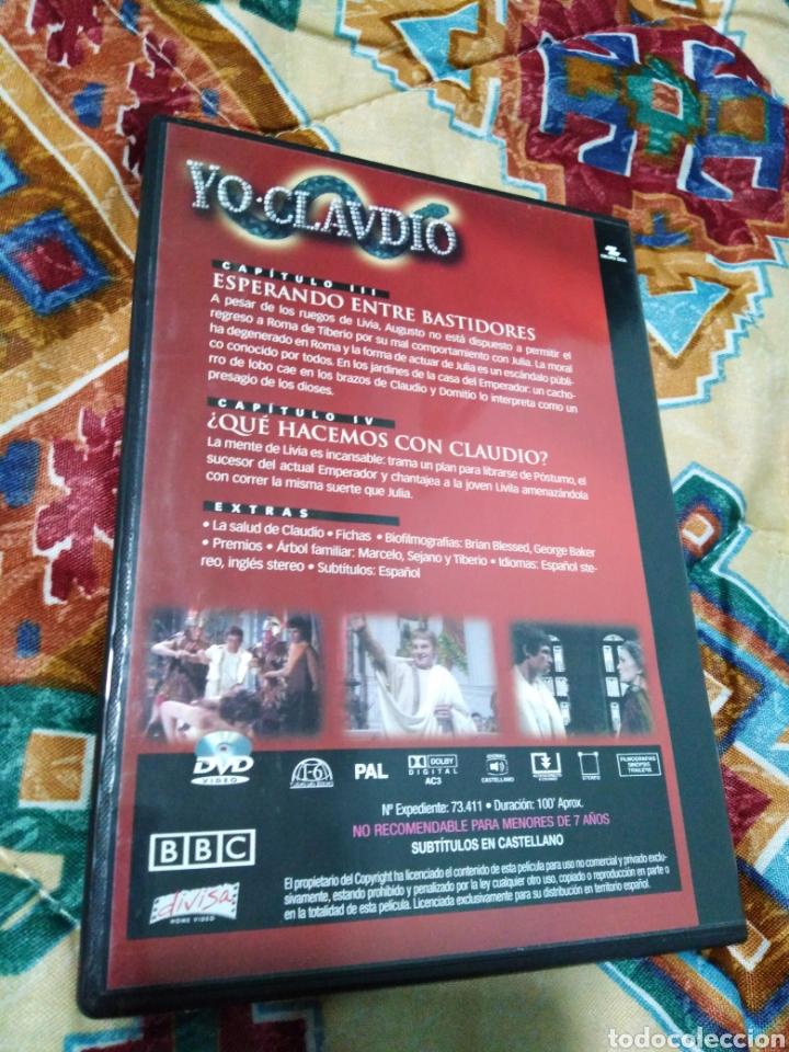 Series de TV: Yo Claudio serie TV completa ( 13 episodios ) en 6 DVD - Foto 4 - 185566646