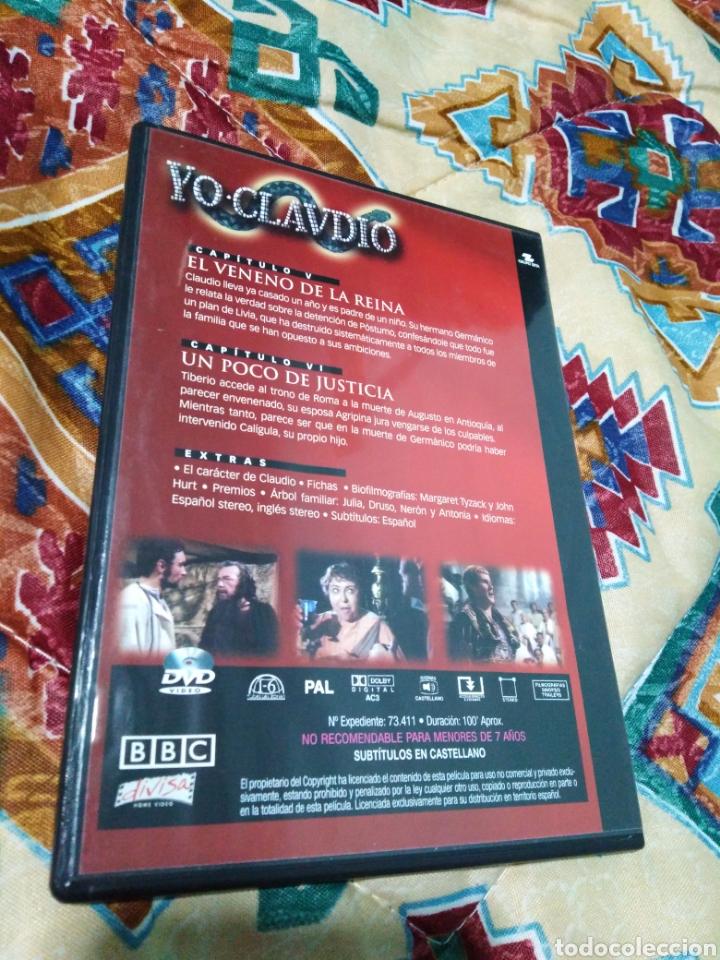 Series de TV: Yo Claudio serie TV completa ( 13 episodios ) en 6 DVD - Foto 6 - 185566646