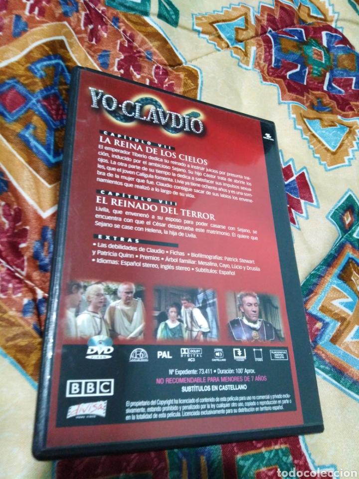Series de TV: Yo Claudio serie TV completa ( 13 episodios ) en 6 DVD - Foto 8 - 185566646