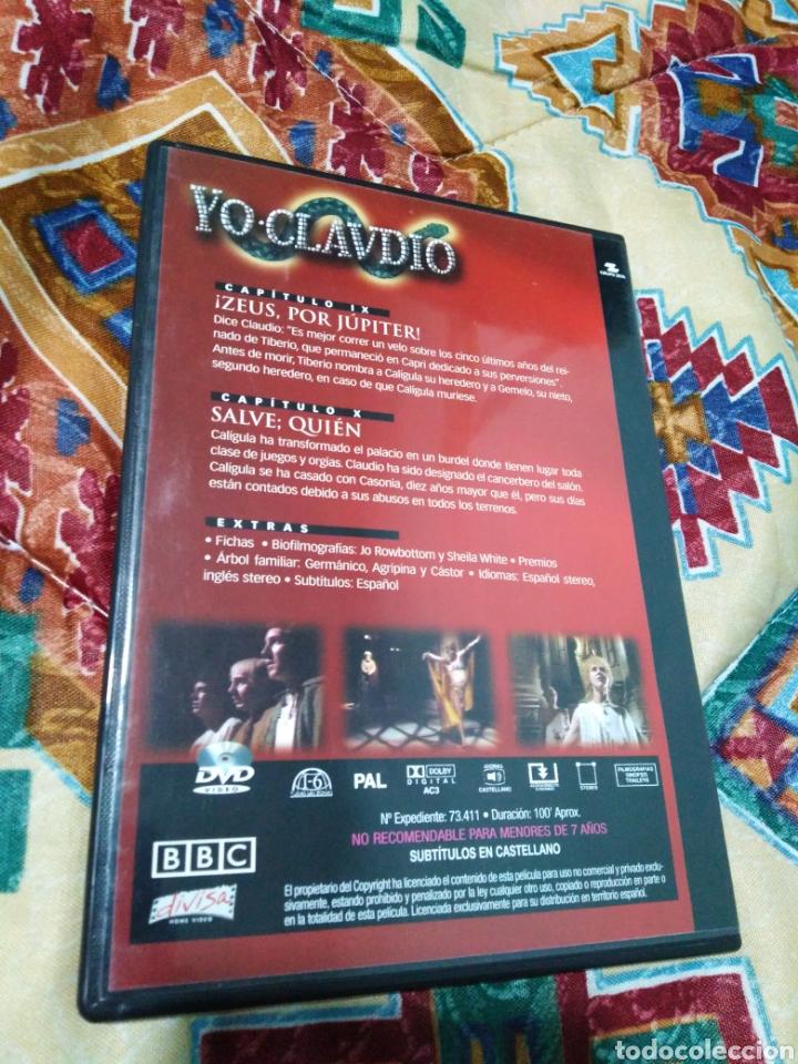 Series de TV: Yo Claudio serie TV completa ( 13 episodios ) en 6 DVD - Foto 10 - 185566646