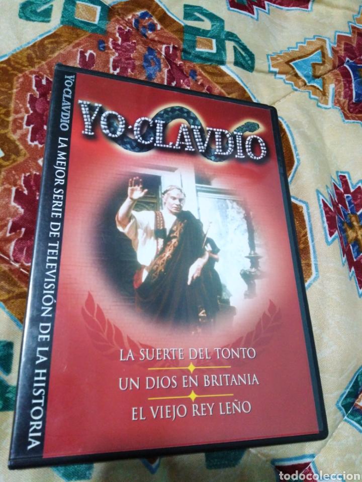 Series de TV: Yo Claudio serie TV completa ( 13 episodios ) en 6 DVD - Foto 11 - 185566646