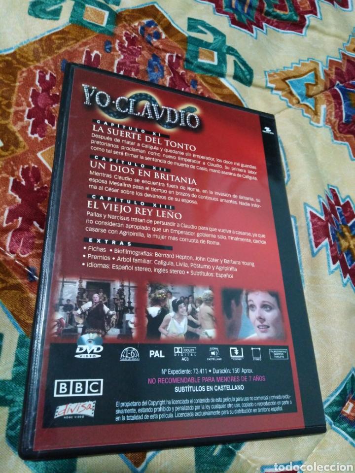 Series de TV: Yo Claudio serie TV completa ( 13 episodios ) en 6 DVD - Foto 12 - 185566646