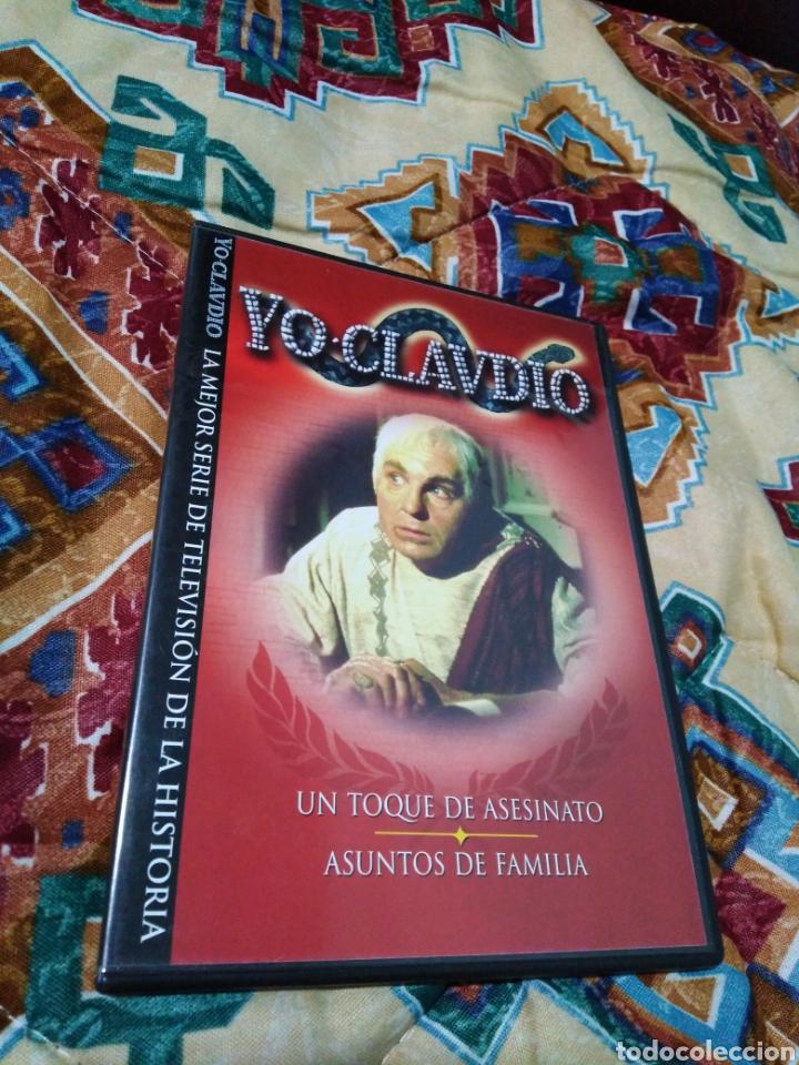 YO CLAUDIO SERIE TV COMPLETA ( 13 EPISODIOS ) EN 6 DVD (Series TV en DVD)