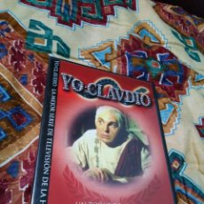 Series de TV: YO CLAUDIO SERIE TV COMPLETA ( 13 EPISODIOS ) EN 6 DVD. Lote 185566646
