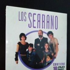 Series de TV: LOS SERRANO SERIE TV, 2 TEMPORADA COMPLETA ( 10 DVD ). Lote 185753696