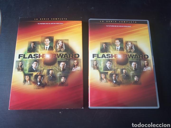 DVD. FLASHFORWARD. SERIE COMPLETA. 6 DVDS. 20 CAPÍTULOS. (Series TV en DVD)