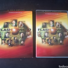 Series de TV: DVD. FLASHFORWARD. SERIE COMPLETA. 6 DVDS. 20 CAPÍTULOS.. Lote 185897946