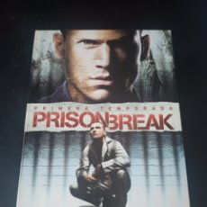 Series de TV: DVD. PRISON BREAK. PRIMERA TEMPORADA.. Lote 185995095