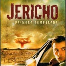 Series de TV: DVD. JERICHO. PRIMERA TEMPORADA.. Lote 185996415