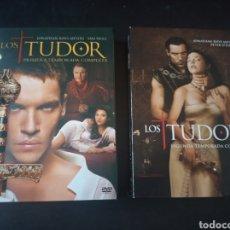 Series de TV: DVD. LOS TUDOR. PRIMERA Y SEGUNDA TEMPORADA.. Lote 185996842