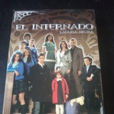 Series de TV: DVD. EL INTERNADO. PRIMERA TEMPORADA.. Lote 185997095