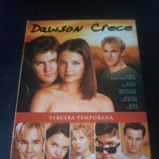 Series de TV: DVD. DAWSON CRECE. TERCERA TEMPORADA. DESCATALOGADA.. Lote 185997188