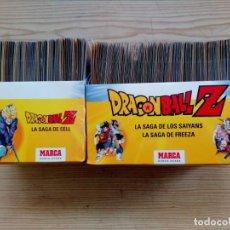 Series de TV: DRAGON BALL Z DVD - SAGA SAIYANS - SAGA FREEZER - SAGA CELL - 187 EPISODIOS DE 199. Lote 186027185