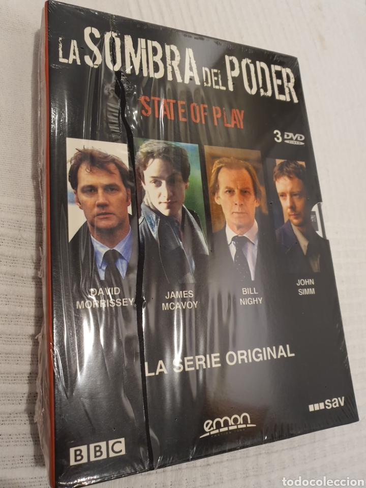 LA SOMBRA DEL PODER , SERIE COMPLETA EN DVD , PRECINTADA (Series TV en DVD)