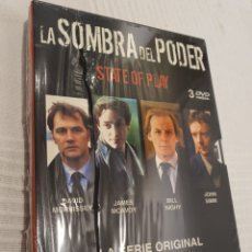Series de TV: LA SOMBRA DEL PODER , SERIE COMPLETA EN DVD , PRECINTADA. Lote 186088127