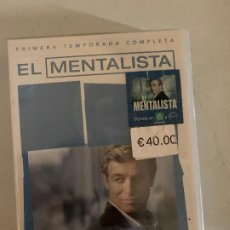 Series de TV: EL MENTALISTA. Lote 186121246