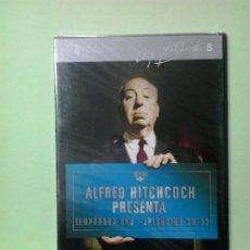 Series de TV: LMV - ALFRED HITCHCOCK PRESENTA. TEMPORADA UNO, EPISODIOS 29 - 32 - DVD. Lote 186132513