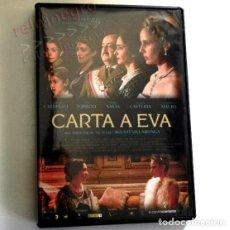 Series de TV: CARTA A EVA DVD SERIE DE TELEVISIÓN HECHO REAL PERÓN VISITA ESPAÑA MAURA TORRENT NAVAS - FRANQUISMO. Lote 186168543