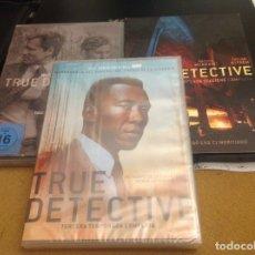 Series de TV: TRUE DETECTIVE 3 TEMPORADAS EN DVD.. Lote 111788219
