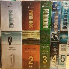 Series de TV: PERDIDOS. TEMPORADAS 1, 2, 3, 4 Y 5. Lote 186258650