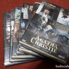 Séries TV: COLECCIÓN AGATHA CHRISTIE - 1986. Lote 187578716