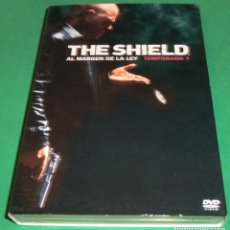Series de TV: THE SHIELD: AL MARGEN DE LA LEY TEMPORADA 7 SÉPTIMA DVD (UNA SOLA VISUALIZACIÓN) PERFECTO ESTADO!!!. Lote 188471338