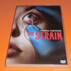 Series de TV: DVD THE STRAIN PRIMERA TEMPORADA 1 - (UNA SOLA VISUALIZACIÓN) PERFECTO ESTADO!!!. Lote 188633376