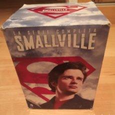 Series de TV: SMALLVILLE SERIE COMPLETA 10 TEMPORADAS DVD ESPAÑA. Lote 188743458