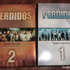 Series de TV: DVD PERDIDOS - SEGUNDA TEMPORADA 2 +++ LA 1ª TP DE REGALO (UNA SOLA VISUALIZACIÓN) PERFECTO ESTADO!!. Lote 188775751