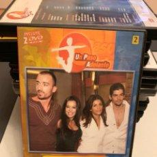 Series de TV: UN PASO ADELANTE. 2. 2 DVD'S.. Lote 189424301