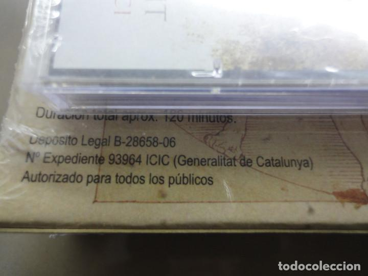 Series de TV: DVD. Serie documental Descifrando el Codigo Da Vinci + CD Musica Chill Out. Precintado - Foto 5 - 189506681