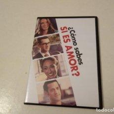 Series de TV: TEASLI. JW.ORG 2015 DVD ¿CÓMO SABES SI ES AMOR?. Lote 189526421
