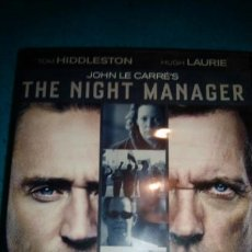 Series de TV: THE NIGHT MANAGER DVD REGION 15 UK THE COMPLETE SERIES. Lote 189626551