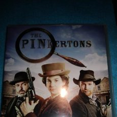 Series de TV: THE PINKERTONS: COMPLETE SERIES 1 [DVD IDIOMA NGLES. Lote 189627070